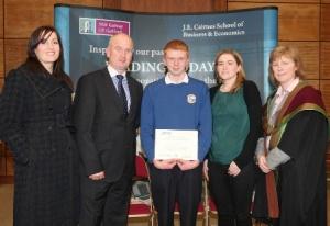 NUIG - Business Studies Award 2012