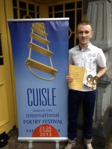 National CUISLE overall winner 2013
