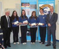Credit Union Bursary Awards 2014