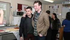 Bernard Dunne & Shane Hennessy