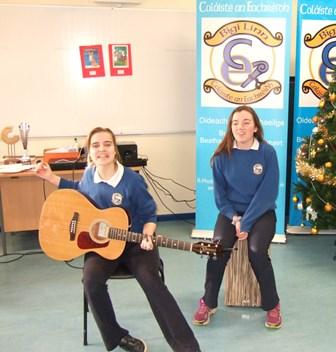 Sinéad agus Muireann