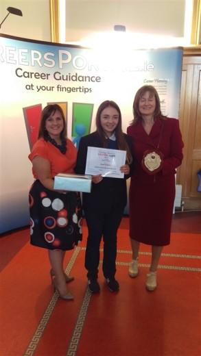 Careers Portal Awards, Dublin 2017