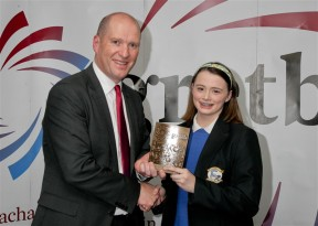 GRETB Awards 2017 - Ciara BT Young Scientist