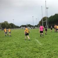 Coláiste 1st Rugby team