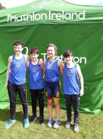 Triathlon Connaught Champs 2018