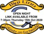 OPEN NIGHT INFORMATIONSESSION